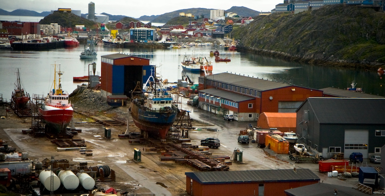 Nuuk, Greenland (c) 2012 Anthony Speca