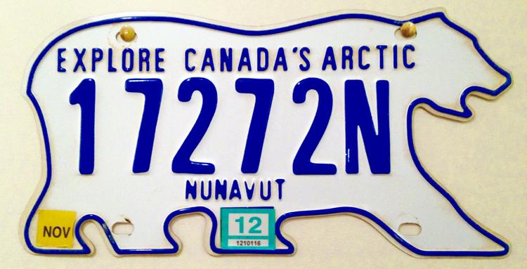 Iqaluit, Nunavut, Canada (c) 2015 Anthony Speca