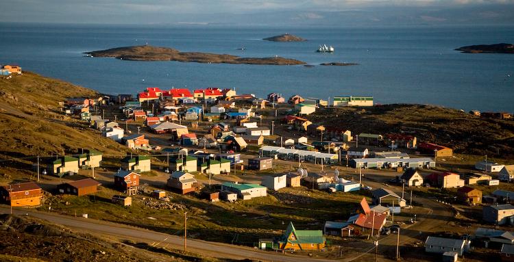 Iqaluit, Nunavut, Canada (c) 2008 Anthony Speca