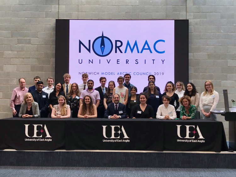 NORMAC University 2019 Delegates and Staff