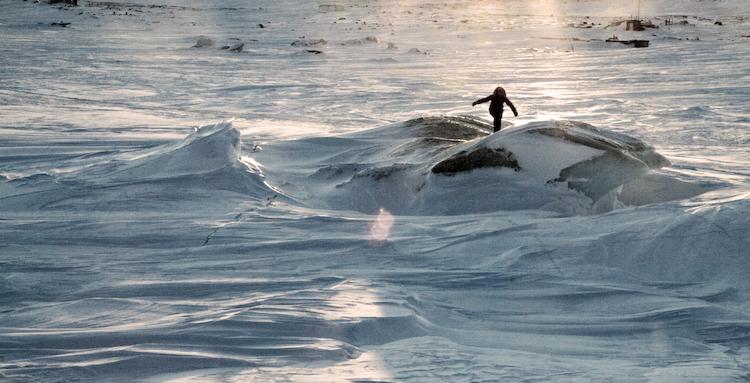 Dease Strait, Nunavut, Canada (c) 2008 Anthony Speca